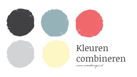 Kleuren combineren