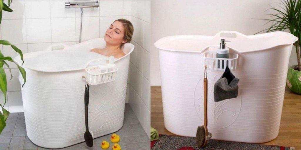 Zitbad voor volwassenen