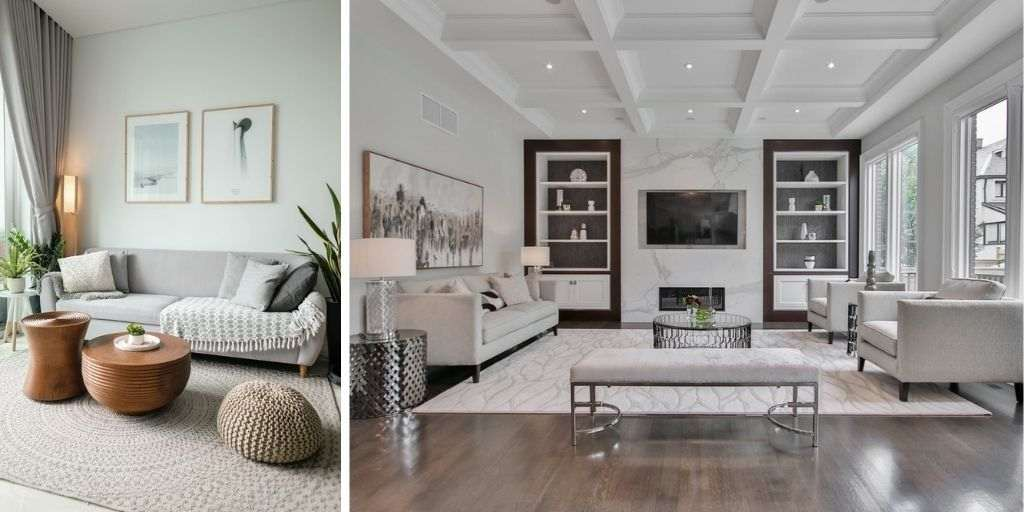 woonkamer indeling voorbeelden